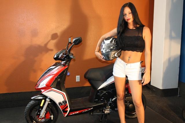 2016 Italica A9    150cc scooter Daytona Beach, FL 2