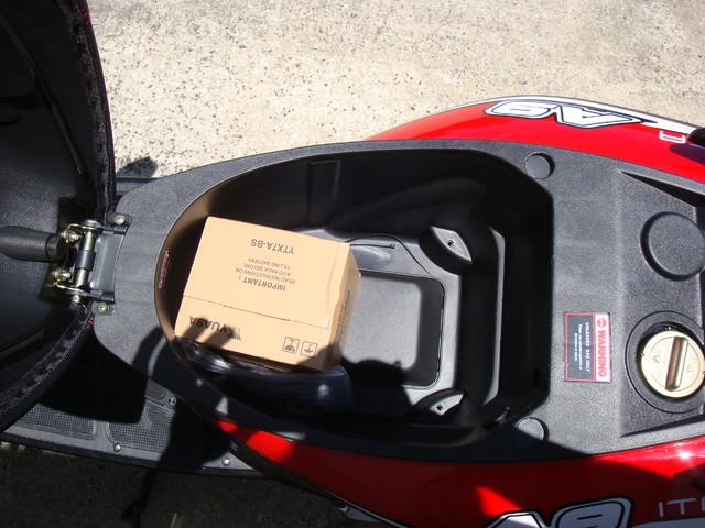 2016 Italica A9    150cc scooter Daytona Beach, FL 8