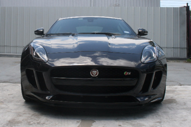 2016 Jaguar F-TYPE S Houston, Texas 0