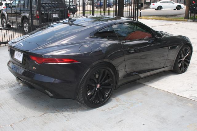 2016 Jaguar F-TYPE S Houston, Texas 4