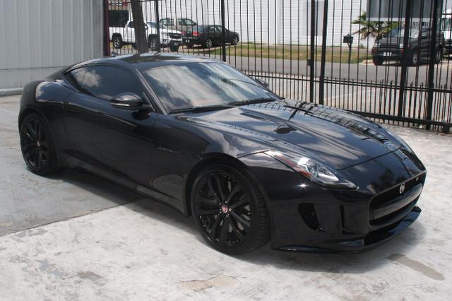 2016 Jaguar F-TYPE S Houston, Texas 8