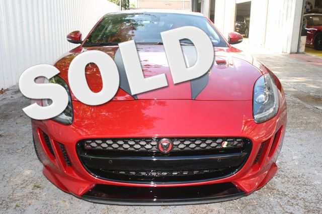 2016 Jaguar F-TYPE R Houston, Texas 0