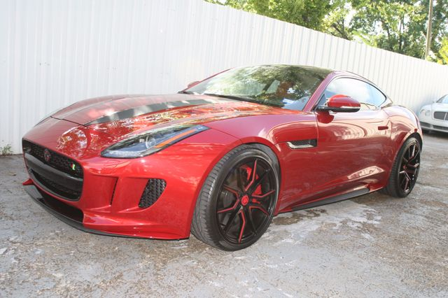 2016 Jaguar F-TYPE R Houston, Texas 2