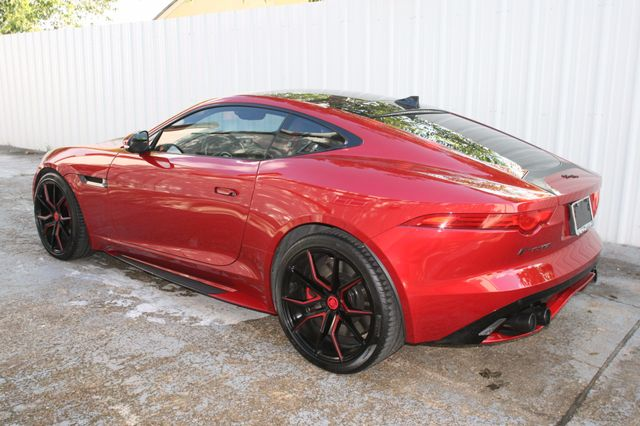 2016 Jaguar F-TYPE R Houston, Texas 3
