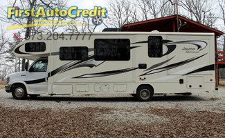 2016 Jayco Greyhawk Series M-29 MV Ford E450  | Jackson , MO | First Auto Credit in  MO