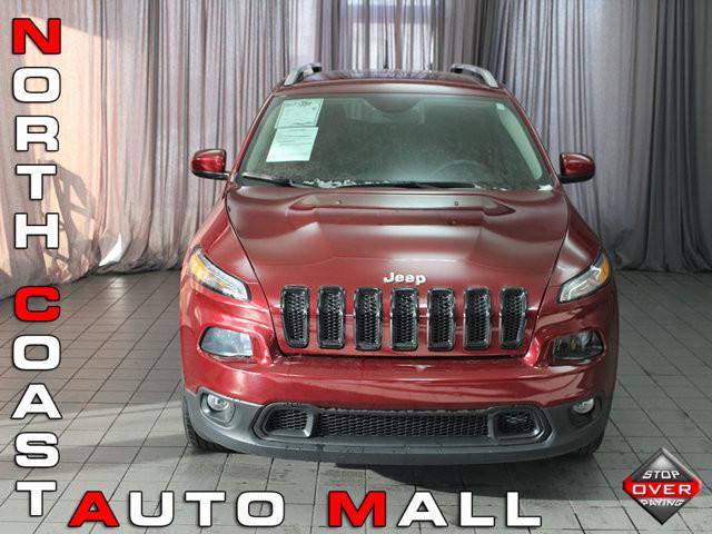 Used 2016 Jeep Cherokee, $16463