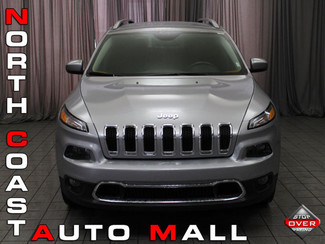 2016 Jeep Cherokee Limited in Akron, OH