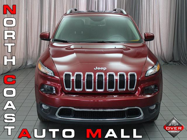 Used 2016 Jeep Cherokee, $22463