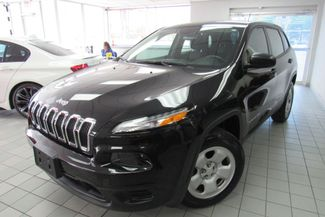 2016 Jeep Cherokee Sport Chicago, Illinois 3