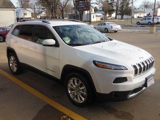 2016 Jeep Cherokee Limited Clinton, Iowa 1