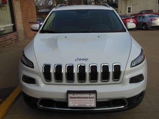 2016 Jeep Cherokee Limited Clinton, Iowa 24