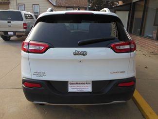 2016 Jeep Cherokee Limited Clinton, Iowa 25