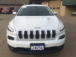 2016 Jeep Cherokee Latitude  city ND  Heiser Motors  in Dickinson, ND