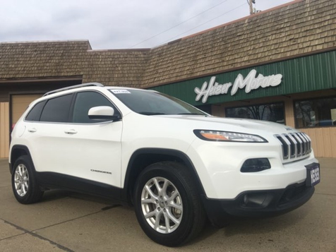 2016 Jeep Cherokee Latitude in Dickinson, ND