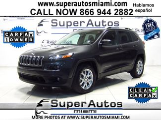 2016 Jeep Cherokee Latitude Doral (Miami Area), Florida