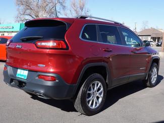 2016 Jeep Cherokee Latitude Englewood, CO 3