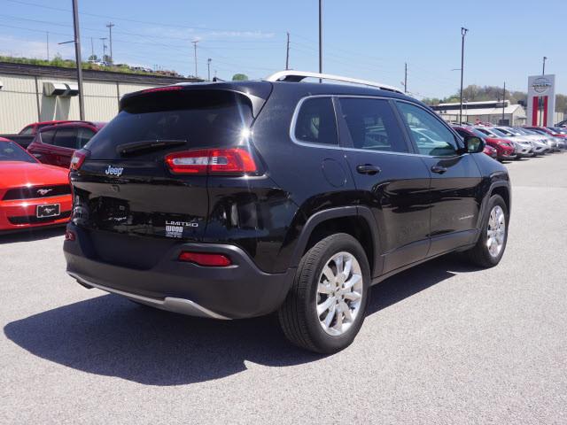 2016 Jeep Cherokee Limited Harrison, Arkansas 2