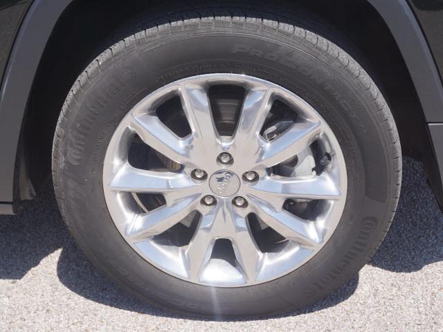 2016 Jeep Cherokee Limited Harrison, Arkansas 4