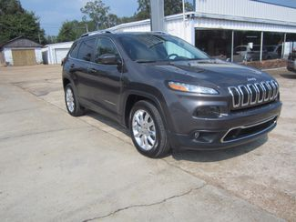 2016 Jeep Cherokee Limited Houston, Mississippi 1