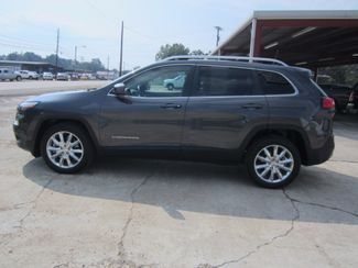 2016 Jeep Cherokee Limited Houston, Mississippi 2