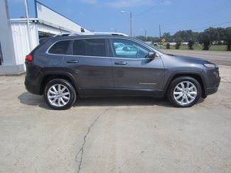 2016 Jeep Cherokee Limited Houston, Mississippi 3