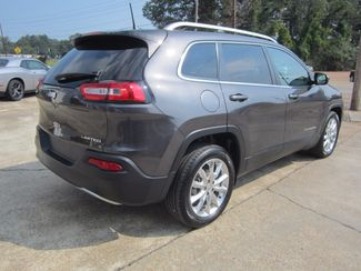 2016 Jeep Cherokee Limited Houston, Mississippi 4