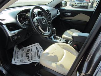 2016 Jeep Cherokee Limited Houston, Mississippi 6
