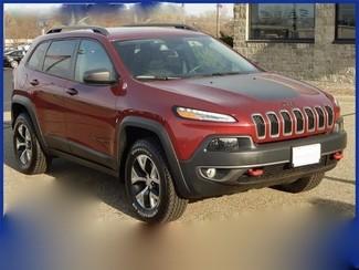 2016 Jeep Cherokee Trailhawk | Litchfield, MN | Minnesota Motorcars in Litchfield MN