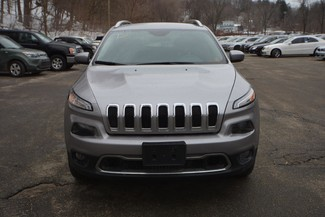 2016 Jeep Cherokee Limited Naugatuck, Connecticut 7