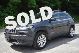 2016 Jeep Cherokee Limited Naugatuck, Connecticut