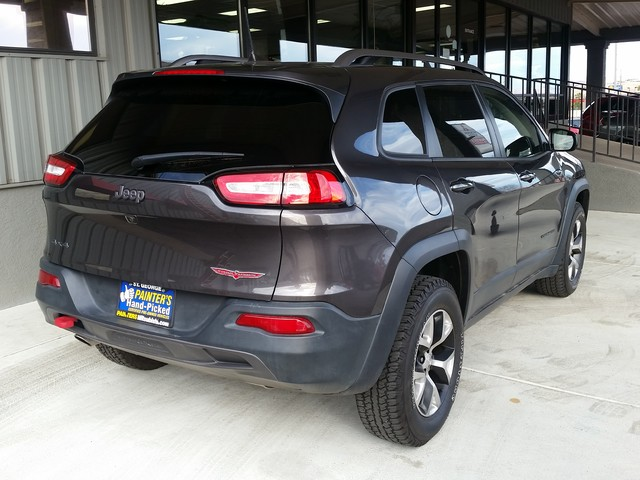 2016 Jeep Cherokee Trailhawk St. George, UT 3