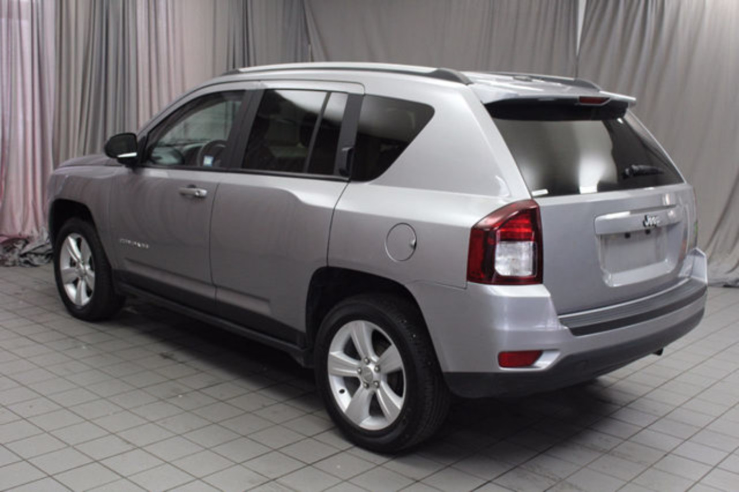 2016 jeep compass sport city oh north coast auto mall of akron. Black Bedroom Furniture Sets. Home Design Ideas