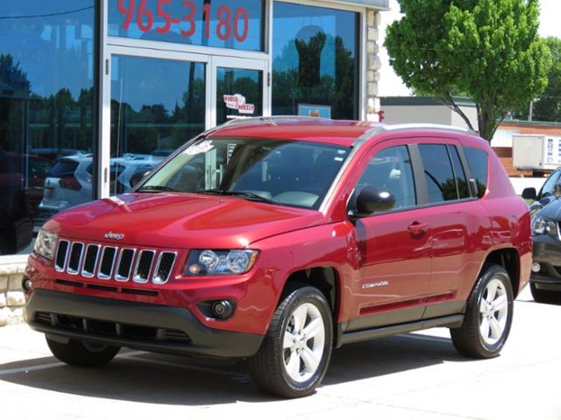 2016 Jeep Compass Sport 4WD in Ankeny IA