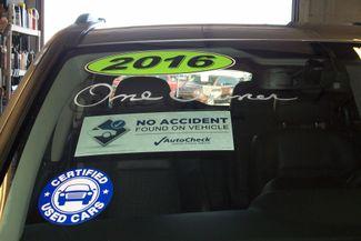 2016 Jeep Compass 4x4 Latitude Bentleyville, Pennsylvania 7