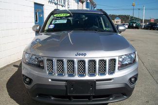 2016 Jeep Compass 4x4 Latitude Bentleyville, Pennsylvania 20