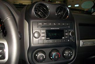 2016 Jeep Compass 4x4 Latitude Bentleyville, Pennsylvania 9