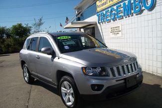 2016 Jeep Compass 4x4 Latitude Bentleyville, Pennsylvania 16