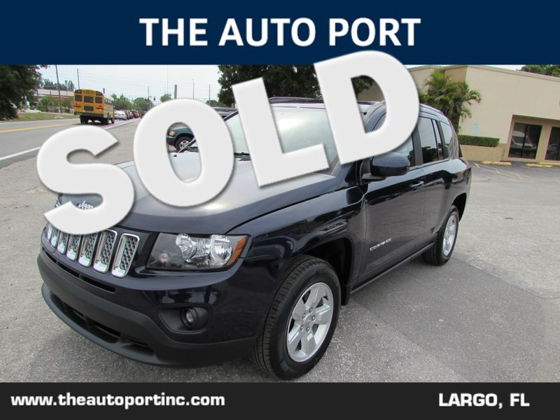 2016 Jeep Compass Latitude | Clearwater, Florida | The Auto Port Inc in Clearwater Florida