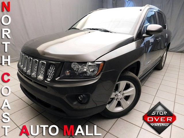 Used 2016 Jeep Compass, $14293
