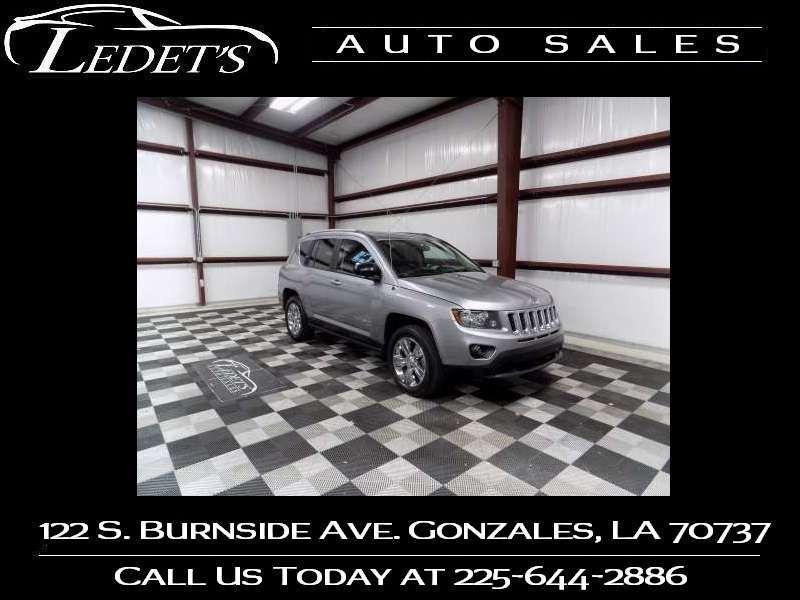 2016 Jeep Compass Sport - Ledet's Auto Sales Gonzales_state_zip in Gonzales Louisiana