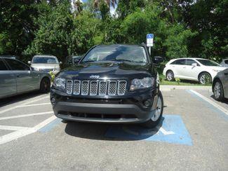 2016 Jeep Compass Latitude SEFFNER, Florida