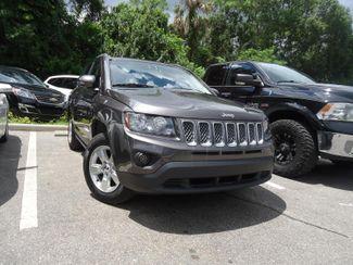 2016 Jeep Compass Latitude SEFFNER, Florida 5