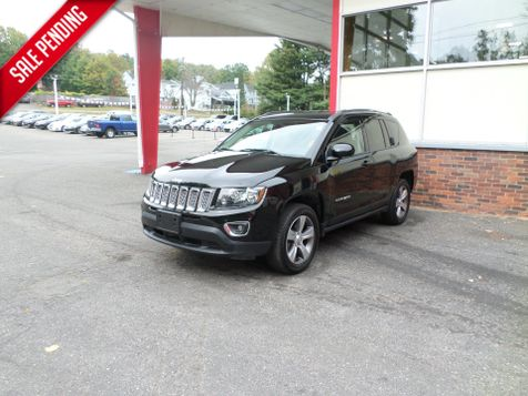 2016 Jeep Compass High Altitude Edition in WATERBURY, CT