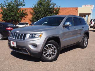 2016 Jeep Grand Cherokee Limited Pampa, Texas