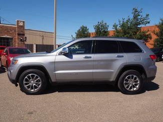 2016 Jeep Grand Cherokee Limited Pampa, Texas 1