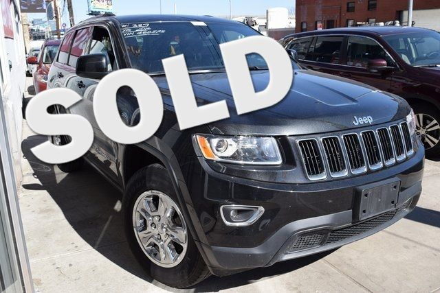 2016 Jeep Grand Cherokee Laredo Richmond Hill, New York 0