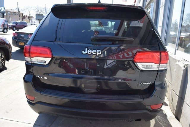 2016 Jeep Grand Cherokee Laredo Richmond Hill, New York 12
