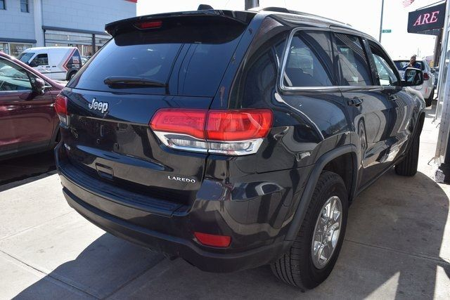 2016 Jeep Grand Cherokee Laredo Richmond Hill, New York 14