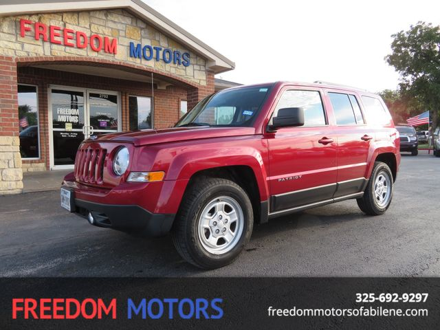 2016 Jeep Patriot Sport | Abilene, Texas | Freedom Motors  in Abilene Texas