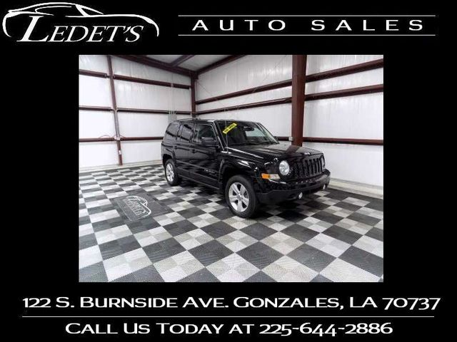 2016 Jeep Patriot Latitude - Ledet's Auto Sales Gonzales_state_zip in Gonzales Louisiana
